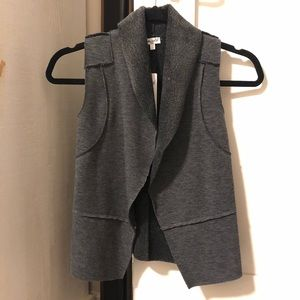 Brand New Splendid Girls Suede like Vest size 5/6